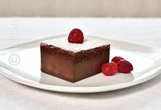 Prajitura desteapta cu ciocolata – reteta video via @JamilaCuisine
