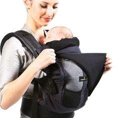 Le clapet du porte-bébé PhysioCarrier est enroulable Porte Bébé  Physiologique, Portes, Leo 9f5cab11942