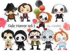 Moldes Halloween, Cute Halloween, Halloween Crafts, Halloween Decorations, Halloween Drawings, Halloween Clipart, 1 Clipart, Spooky Scary, Creepy