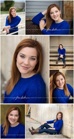 Senior Pictures Columbus  School for Girls Fran Barker Photography