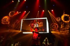 """Voice Actors & Musicians joined together for the Anime """"Concrete Revolutio""""."""