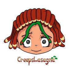 CreepsLasagna Badge by selleXx