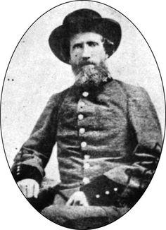 Evander McNair, Confederate general