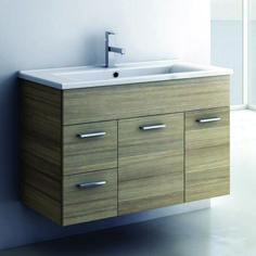 Stylish bathroom vanity cabinets for sale cheap exclusive on homestre home decor Floating Bathroom Vanities, Bathroom Vanity Cabinets, Bathroom Designs India, Portable Bathroom, Timber Vanity, Cabinets For Sale, Large Bathrooms, Bathroom Accessories, Master Bathroom