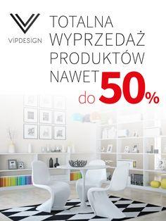 Wyprzedaż Całej Ekspozycji w Salonie VipDesign w Rzeszowie