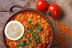 Červená čočka s rajčaty | Recepty | KetoDiet CZ