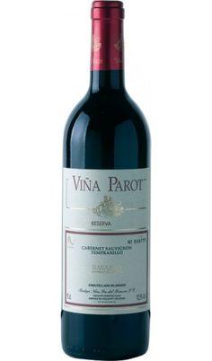 Viña Parot Reserva 2003 - Navarra  - D.O. Navarra
