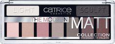 CATRICE Modern Matt Eyeshadow Palette 010 The Must-Have Matts
