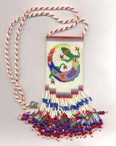 Bead Weaving | This was my sec