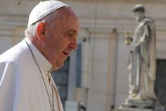 Men and women complete each other – there's no other option, Pope says (pope's an idiot).