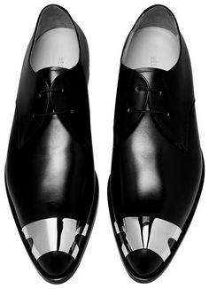 Helmut Lang Mirror Tip Shoes (must be from the archives)