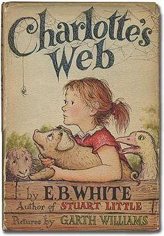 Happy Birthday, Charlotte's Web: E. B. White on Why He Wrote the Classic, Plus His Rare Manuscripts | Brain Pickings