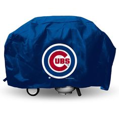 Rico Industries MLB Team Standard Grill Cover - Chicago Cubs