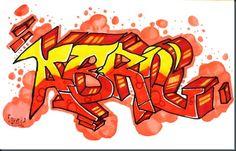 Graffiti Name Art 8th Grade Art, Sixth Grade, Ecole Art, School Art Projects, Name Art, Middle School Art, Art Lessons Elementary, Street Art Graffiti, Art Lesson Plans