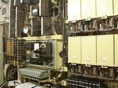 strowger telephone exchange - Bing images