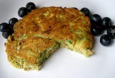 Zucchini Cakes from The Gluten-Free Homemaker