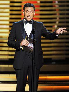 Emmys 2014: Jimmy Kimmel roasts Matthew McConaughey