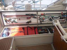 I appreciate this stunning sailboat living - Sailboat interior - Sailboat Living, Living On A Boat, Sailboat Interior, Yacht Interior, Sailboat Restoration, Boat Organization, Liveaboard Sailboat, Boat Decor, Boat Storage