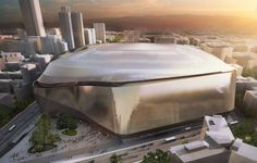 real madrid C. F. santiago bernabeu stadium renovation by L35, GMP architekten, ribas & ribas arquitectes
