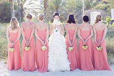 ¿Sabes cuál es la diferencia entre las damas y las madrinas de la boda? Te la presento #bodas #elblogdemariajose #damasboda