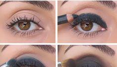 Dark Chocolate Smokey Eye Tutorial - Toronto, Calgary, Edmonton, Montreal, Vancouver, Ottawa, Winnipeg, ON