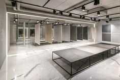 Greenroom by Marco Porpora, Castellarano – Italy » Retail Design Blog