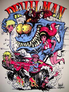 DEVIL MAN by Rockin'Jelly Bean