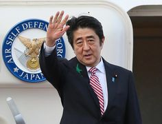 """Japan must take responsibility for its past Japanese Prime Minister Shinzo Abe.  """"Some of the biggest security challenges in the world are in Japan's backyard: an increasingly assertive China, a nuclear-armed North Korea, and a Russian president who respects few boundaries. Managing those problems successfully requires a strong and capable Japan. Meanwhile, the economic rules of the world are being rewritten with the Trans-Pacific Partnership. From trade to climate change to nuclear…"""