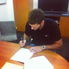 After Waiting Six Years, Joel Freeland Is Now Officially A Trail Blazer