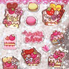 ❤Kawaii Love❤ ~kawaii stickers