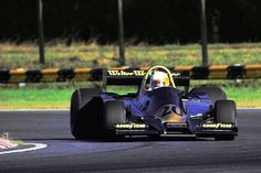 1977 Jody Scheckter, Walter Wolf Racing Team, Wolf WR1 Ford