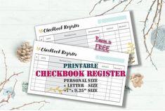 blank check register template pdf