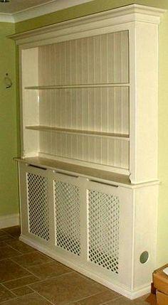 radiator cover dresser