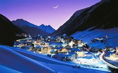 Ischgl, Austria  Amazing mountains and skiing
