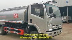 ISUZU 4×4 топливозаправщик из CEEC TRUCKS Fuel Truck, Trucks, Vehicles, Truck, Rolling Stock, Vehicle, Cars, Tools