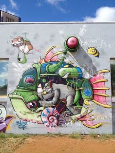 From Beijing to Belgium, here are 22 of the most interesting and arresting examples of street art from around the world.