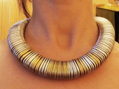 pull tabs necklace