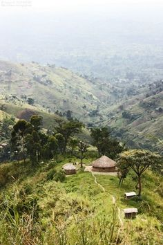 The hills of Uganda... getting excited for this!