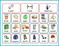 Free PECs Cards to Download | Printable PEC Symbols | school ...