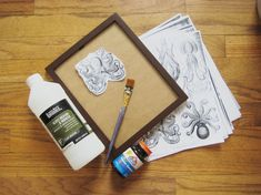 Transparent Image Transfers - How Did You Make This?   Luxe DIY