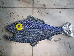 Bottlecap Fish, Jason Fritzsche