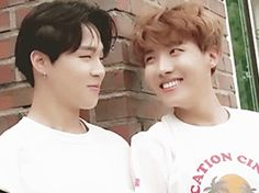 The Theory Of JiHope • 4jiminnie: The way Hoseok gently looks at Jimin...