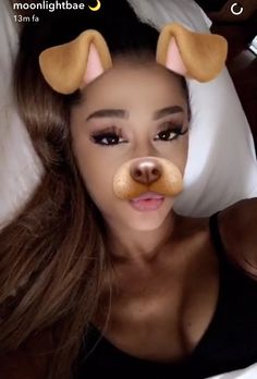 ariana grande is my inspiration to sing & is the reason i love it so frickin much♡ i hnc what id do w/out her in my life, ily ari & all y'all arianators out there♡  -anj @anjaliegowda