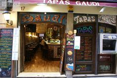 tapas restaurants in barcelona | Restaurant in Barcelona: Tapas Gaudí - Restaurant Bar Tapas Gaudí ...