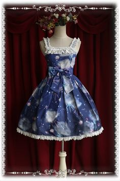 --#LolitaUpdate: Infanta [-♥☁-Rainbow Cotton Candy-♥☁-] Lolita JSK --[-▼-Only 49.99USD | Fast Ship-✈-] --Shop it here >>> http://www.my-lolita-dress.com/infanta-rainbow-cotton-candy-sweet-lolita-jumper-dress