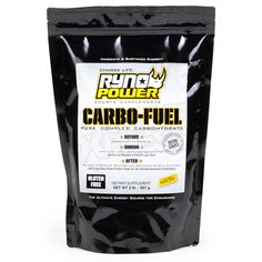 Ryno Power Carbo Fuel Supplement Powder