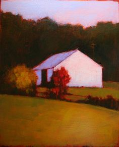 Tracy Helegson, a wonderful painter from upstate NY. Check out her blog, The Painter's Farm.