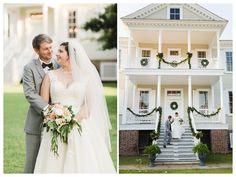 Historic Hope Plantation Wedding Photography by Amanda and Grady