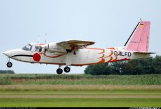 Britten-Norman BN-2B-26 Islander aircraft picture