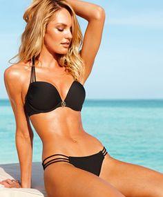 love the bathing suit bottom <3 victoria secret